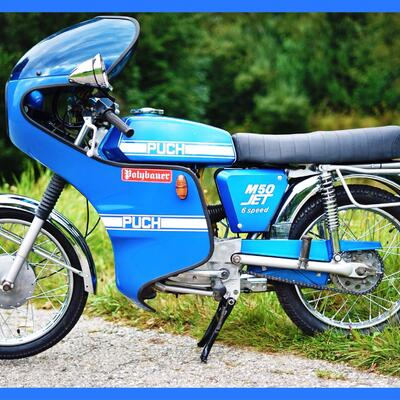 Puch Jet Polybauer V50