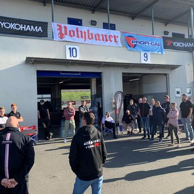 Polybauer Trackday 2021