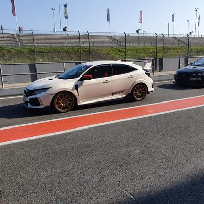 Asia Arena Trackday Type R